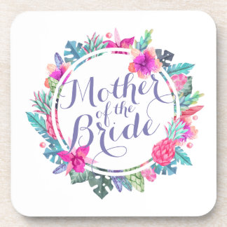 Mother of the Bride Tropical Wedding | Coaster