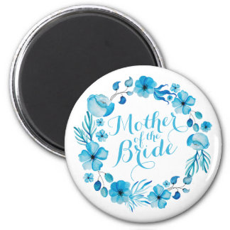 Mother of the Bride Watercolor | Magnet