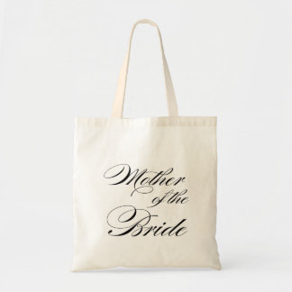 Mother of the Bride wedding gift tote