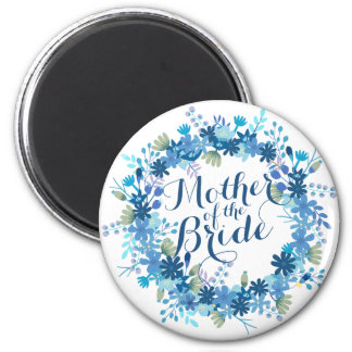 Mother of the Bride Winter Wedding | Magnet