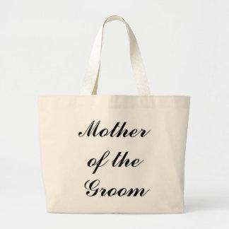 """Mother of the Groom"" Jumbo Tote"