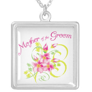 Mother of the Groom Necklace