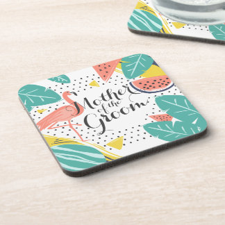 Mother of the Groom Tropical Summer | Coaster