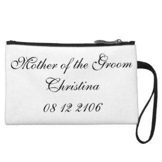 Mother of the Groom | Wedding Wristlet