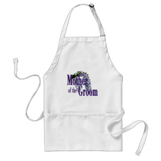 Mother of the Groom/ Wisteria Wedding Standard Apron