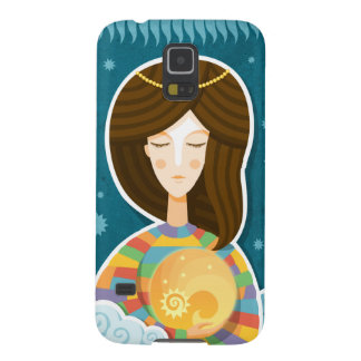 Mother of the Universe Case For Galaxy S5
