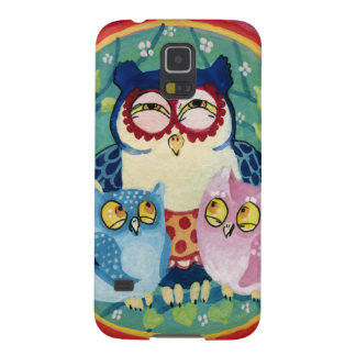 Mother owl case for galaxy s5