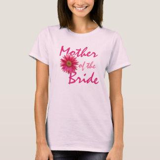 Mother Pink Gerbera Daisy T-Shirt