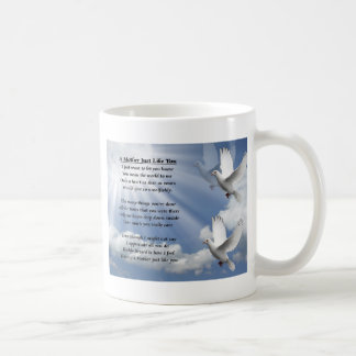 Mother poem - Doves Coffee Mug