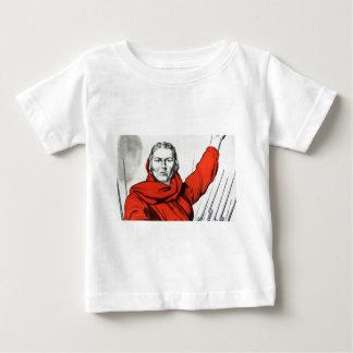 Mother Russia Communism Propaganda Baby T-Shirt