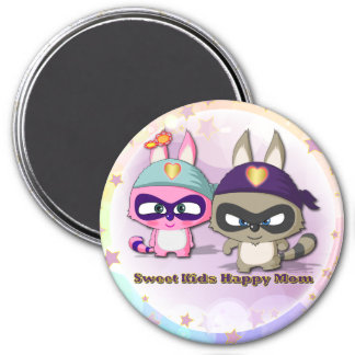 Mother s Day Kawaii Gift Cute Cartoon Funny Magnet