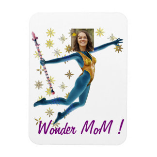 "Mother' S Day Magnet - Personalyze ""Fairy MoM """