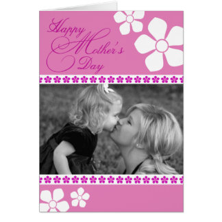 Mother s Day Photo Greeting Card