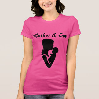 Mother & Son, T-Shirt
