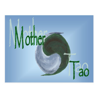 Mother Tao Postcard