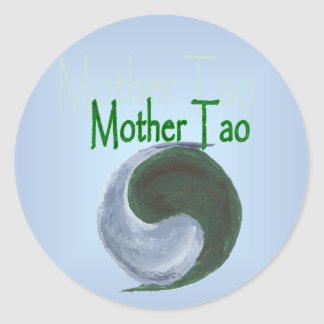 Mother Tao Sticker