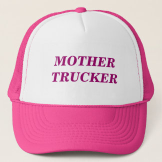 MOTHER TRUCKER HAT
