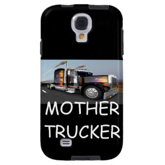 Mother Trucker Samsung Galaxy s4 Case