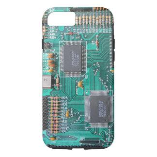 Motherboard: computer logic board photo Case-Mate iPhone case