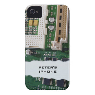 Motherboard iPhone 4/4S Case-Mate Barely There iPhone 4 Case-Mate Case