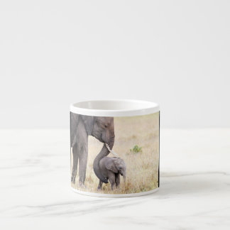 Motherly love espresso cup