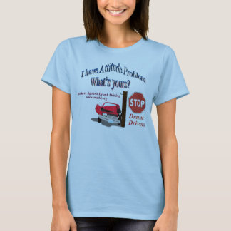 Mothers Against Drunk Driving T-Shirt
