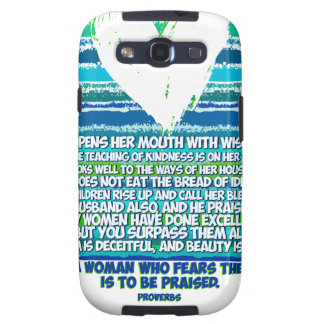 Mothers Galaxy S3 Cover