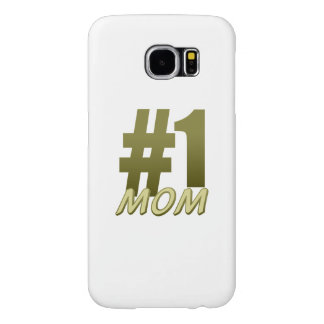 Mother's Day #1 Mom Samsung Galaxy S6 Cases