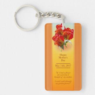 Mother's Day Acrylic Keychain 2017