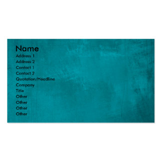 Mothers Day - ADD YOUR PHOTO - Blue Fantasy Pack Of Standard Business Cards