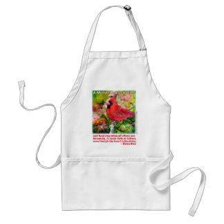 Mother's Day Apron ~ A Mother's Love is...