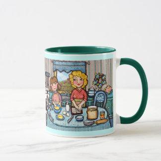 Mother's Day Baking Mug