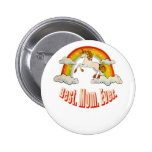 Mothers Day. Best. Mom. Ever. 2 Inch Round Button