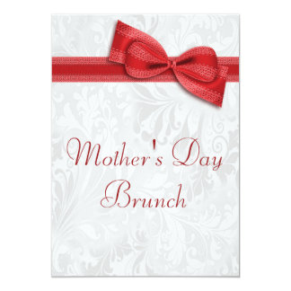 Mother's Day Brunch Invitations