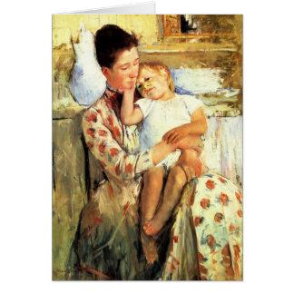 Mother's Day Card - Artist: Mary Cassatt