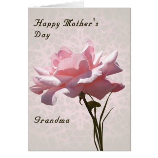 Mother's Day Card for Grandma