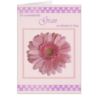 Mother's Day Card for Grans