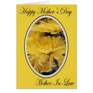 Mother's Day Card For Mother-In-Law