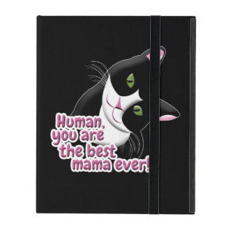 Mother's Day Cat iPad Case