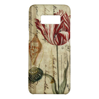 mother's day Country Floral Botanical Tulip Case-Mate Samsung Galaxy S8 Case