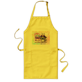Mother's Day Cute Gift Funny Cartoon Kawaii Apron