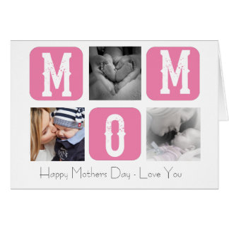 Mothers day Cute Template - photo collage