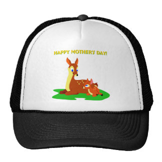 Mothers Day Deer Hats