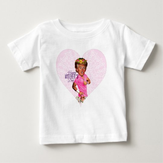 mothers day donald trump baby T-Shirt