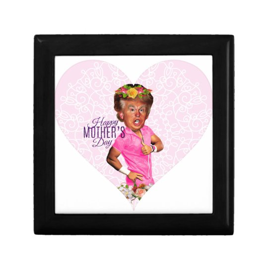mothers day donald trump gift box