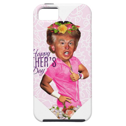 mothers day donald trump iPhone 5 case