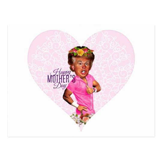 mothers day donald trump postcard