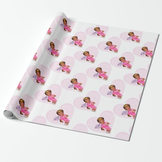 mothers day donald trump wrapping paper