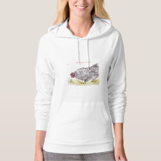 Mother's Day hen hoodie Mother Hen