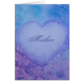 Mother's Day Humility Greeting Card